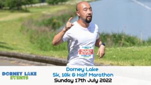 Run Dorney Half - July