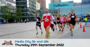 Run Media City 10K - September