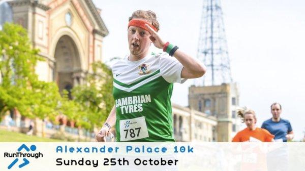 Alexandra Palace 10K - October