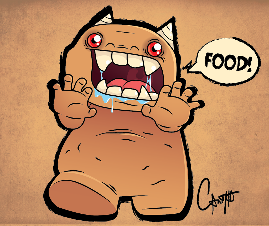 Upping your training? Beat the hunger monster!