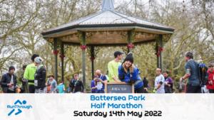 Battersea Park Half - May