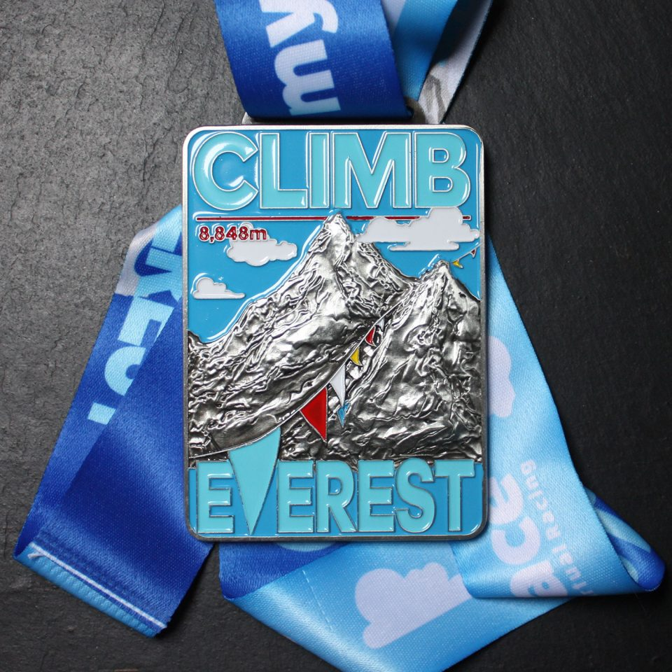 Virtual Race - The Everest Challenge