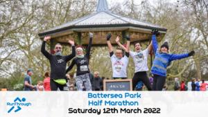 Battersea Park Half - March