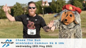 Chase the Sun Wimbledon 10K - May