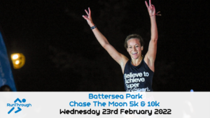 Chase the Moon Battersea 5K - February