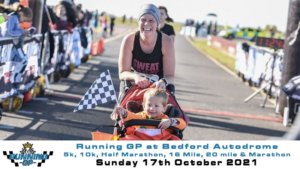 Bedford Autodrome 5K - October