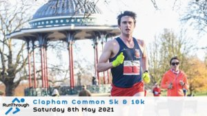 Clapham Common 10K - May