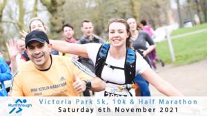 Victoria Park Half Marathon - November