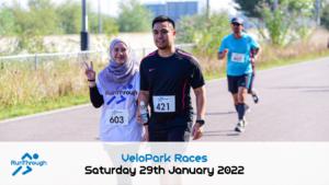 Lee Valley Velopark 10K - January