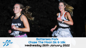 Chase the Moon Battersea 5K - January