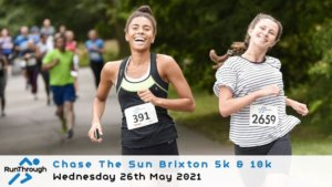 Chase the Sun Brixton 5K - May