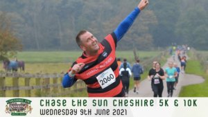 Chase the Sun Cheshire 5K - June