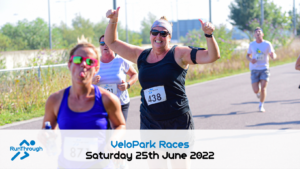 Lee Valley Velopark 5K - June