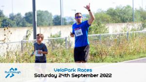 Lee Valley Velopark 5K - September