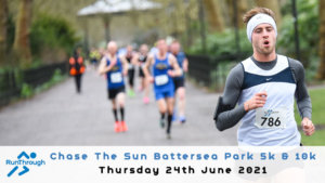 Chase the Sun Battersea 5K - June