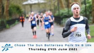 Chase the Sun Battersea 5K - September