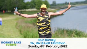 Run Dorney Half - February