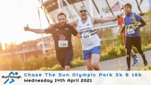 Chase The Sun Olympic Park 5K - April