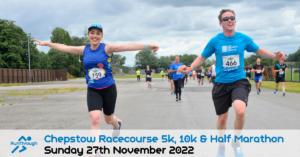 Chepstow Racecourse Half - November