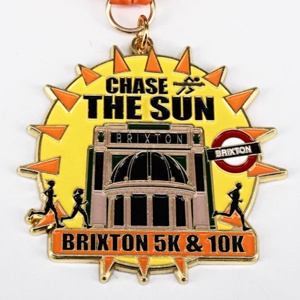 Virtual Race - Brixton - 5K & 10K