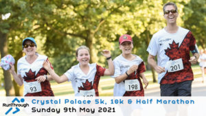 Crystal Palace 5K - May