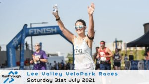 Lee Valley Velopark 5K - July
