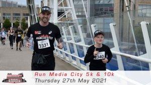 Run Media City 5K - May