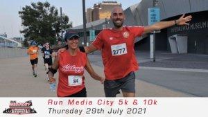 Run Media City 5K - July