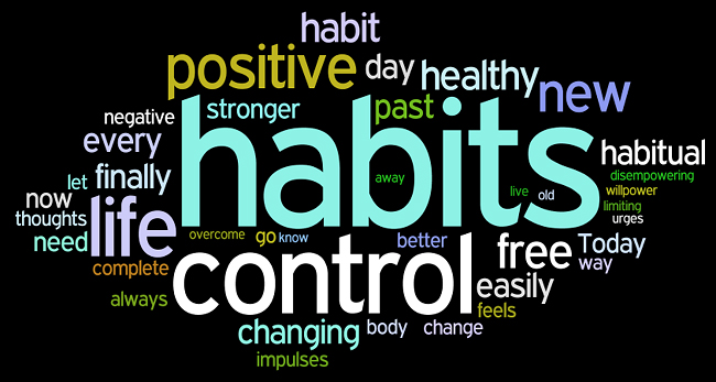 Make being healthy a new habit