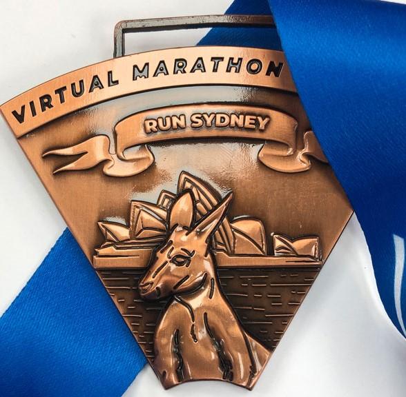 Run Sydney Virtual