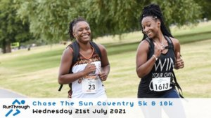 Chase the Sun Coventry 5K - July