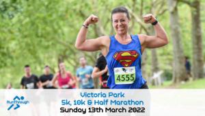 Victoria Park Half Marathon - March