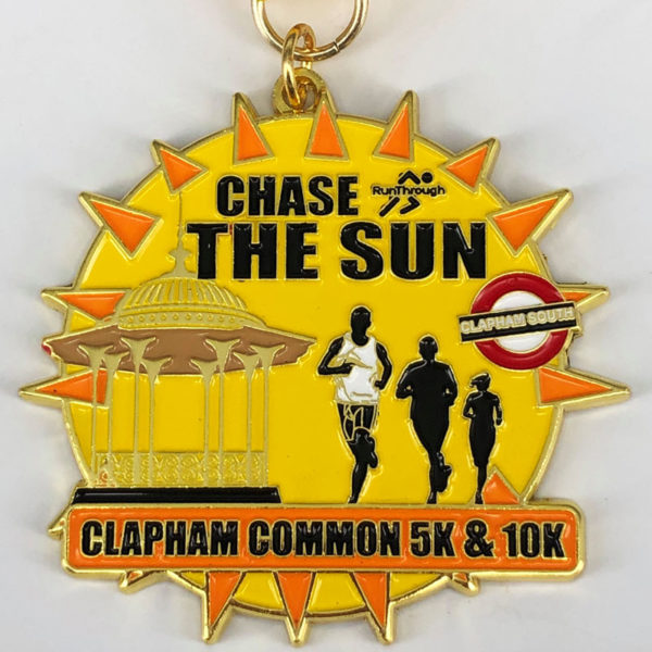 Virtual Race - Clapham Park - 5K & 10K