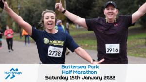Battersea Park Half - January