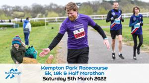 Kempton Park Half - March