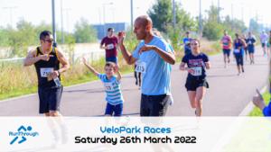 Lee Valley Velopark 5K - March