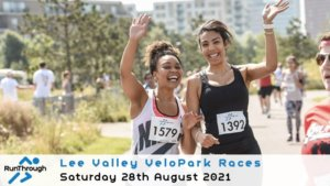 Lee Valley Velopark 5K - August