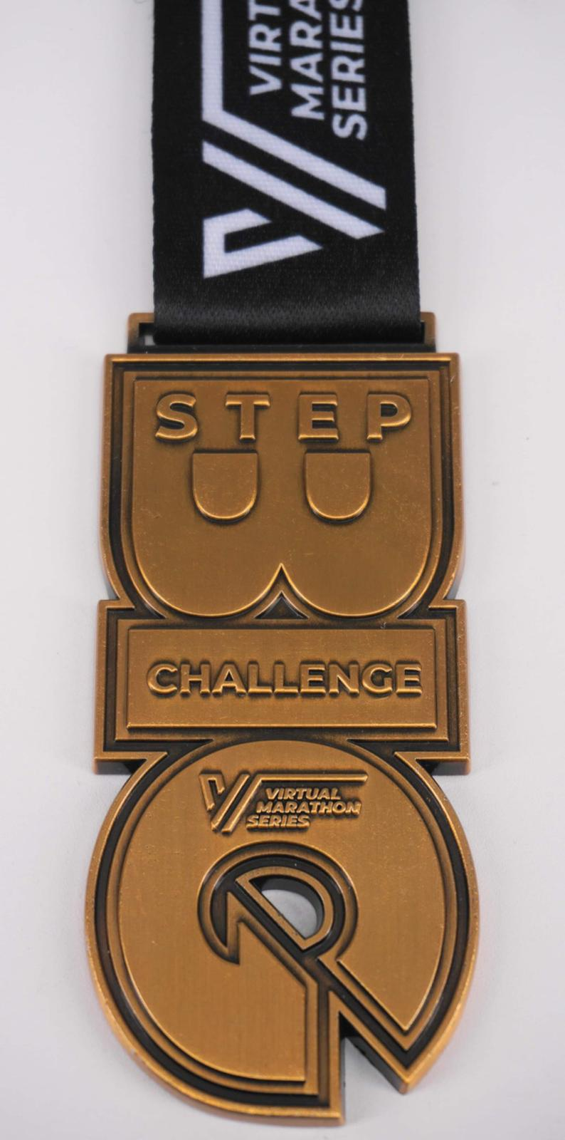 Virtual Race - The Big Step Challenge