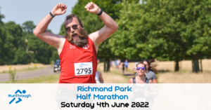 Richmond Park Half - June
