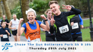 Chase the Sun Battersea 5K - July