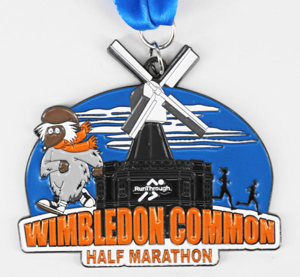 Virtual Race - Wimbledon Common - Half Marathon