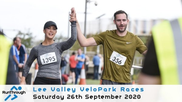 Lee Valley Velopark 10K - November