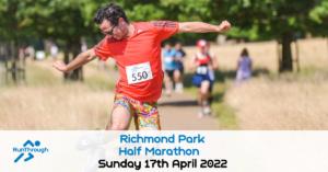 Richmond Park Half - April