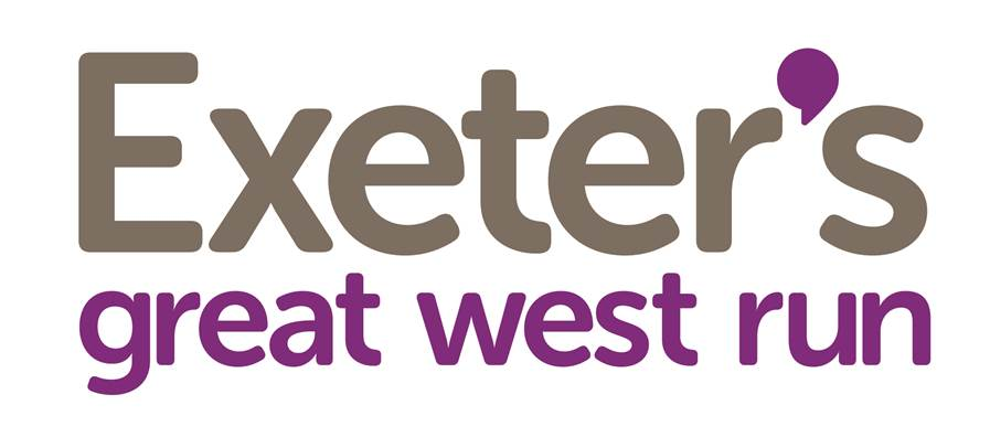 Exeter's Great West Run Half Marathon