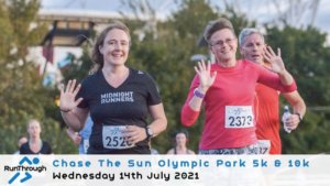 Chase The Sun Olympic Park 5K - July