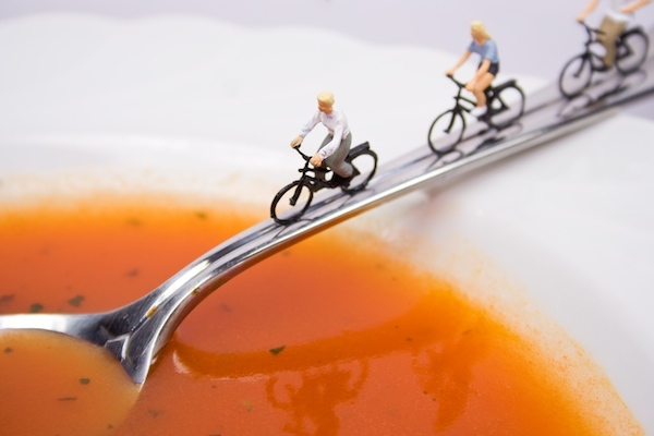 What foods should cyclists eat?