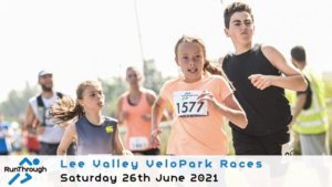Lee Valley Velopark 5K - June