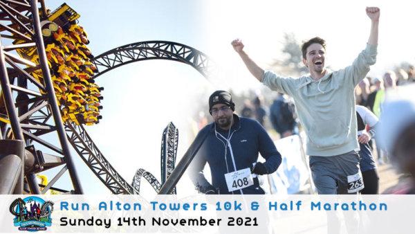 Run Alton Towers 10K