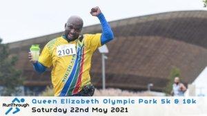 Olympic Park 5K - May