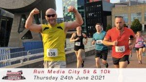Run Media City 10K - June